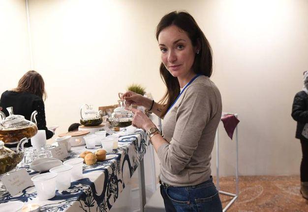 Il Festival del tè a palazzo Pallavicini (foto Schicchi)