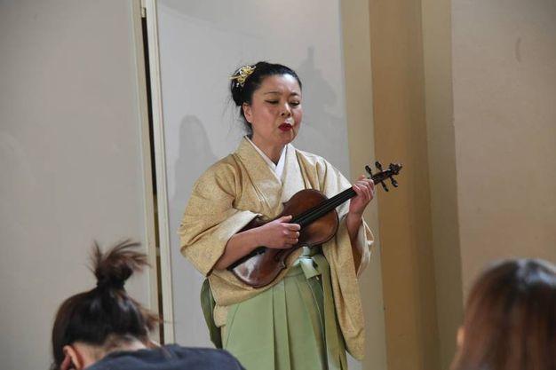 Il Paese ospite è il Giappone (foto Schicchi)