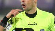 L'arbitro Guida (foto Germogli)