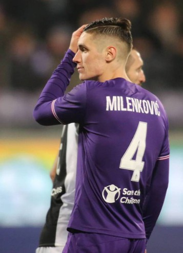 Milenkovic (foto Germogli)