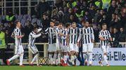 Esultanza della Juventus (foto Germogli)