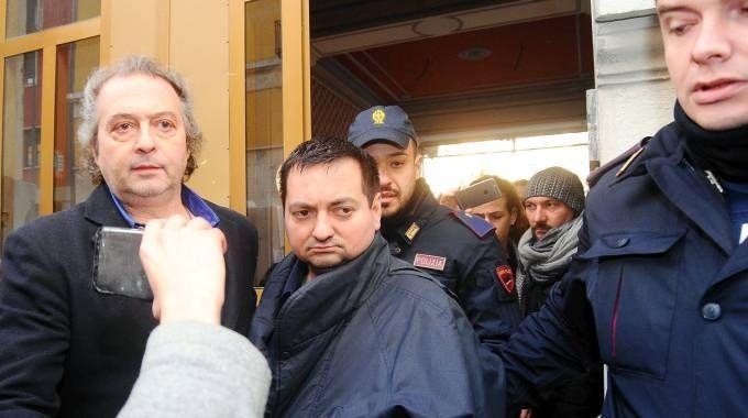 Alessandro Garlaschi è stato fermato dalla polizia con l'accusa di omicidio volontario