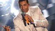 Mudimbi canta il brano 'Il mago? (LaPresse)