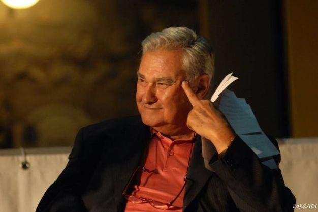 Roberto Armenia in un bel ritratto (Foto Fiocchi)
