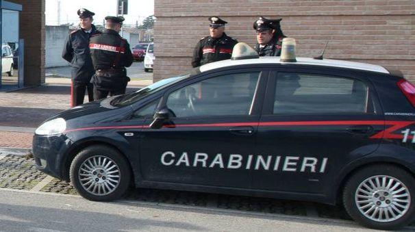 Gli accertamenti sono stati efefttuati dai carabinieri in seguito alla denuncia della security