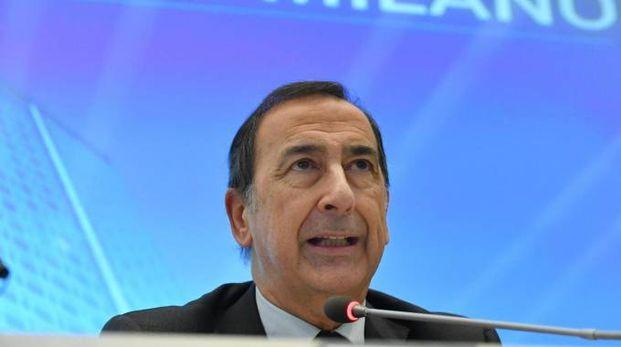 Il sindaco Giuseppe Sala (Ansa)