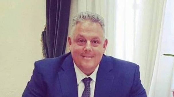 Il sindaco di Grosseto Vivarelli Colonna