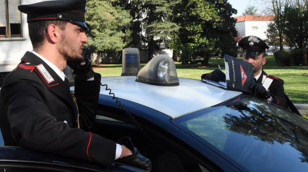 L'arresto eseguito da un carabiniere fuori servizio