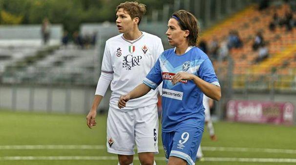 Daniela Sabatino ha msso a segno nella ripresa il gol della sicurezza
