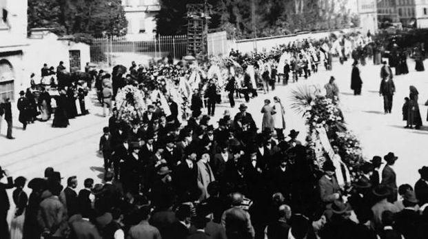 Un funerale a Monza