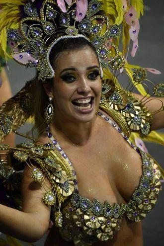 La scuola di samba Academicos do Tatuape (Lapresse)