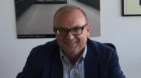 Sirio Orsi, presidente di Cmsa