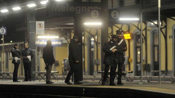 Persona investita dal treno alla stazione di Melegnano