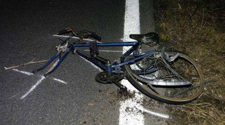 Il ragazzino era in bicicletta davanti  alla nuova questura (Foto di repertorio)