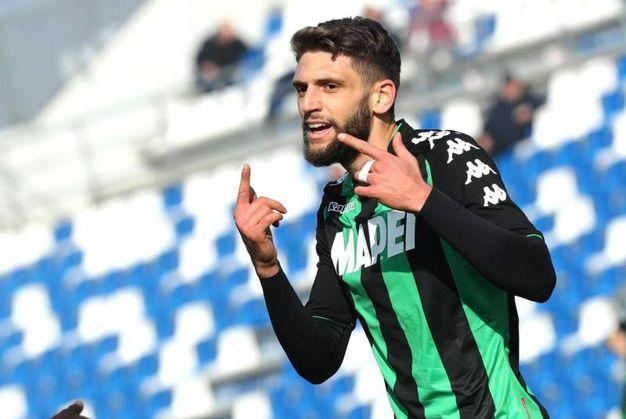 Finisce 0-0 al Mapei Stadium tra Sassuolo e Cagliari (foto Ansa)
