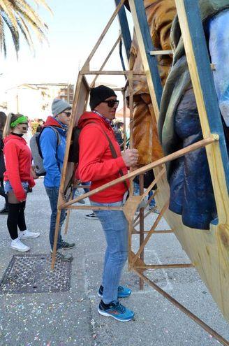 Festa nel corso (Foto Umicini)