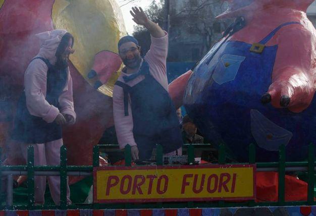 Vince Porto Fuori: la gioia gioia incontenibile (foto Corelli)