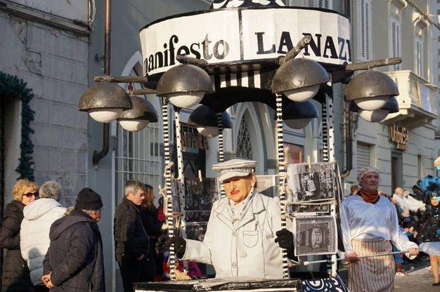 Santa Croce, ultima sfilata (Foto Germogli)
