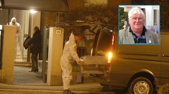 Omicidio di Ornago, nel riquadro Paolo Villa accusato di aver ucciso sorella e nipote
