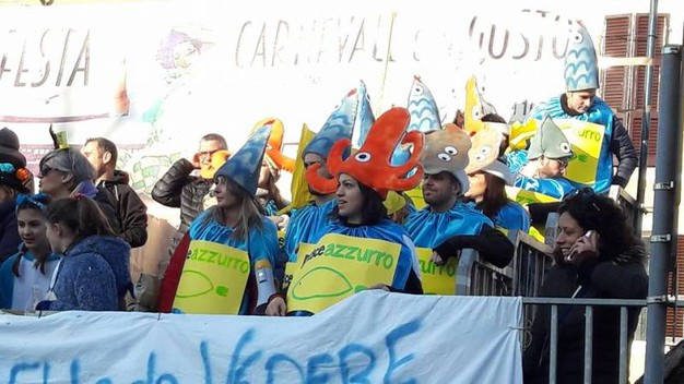Grande affluenza al Carnevale di Fano, un successo