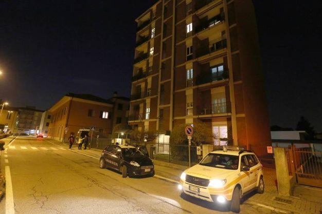 Ornago, carabinieri nella casa dove sono state trovate morte madre e figlia
