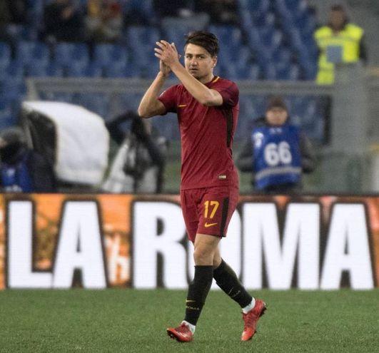 Roma-Benevento 3-1, Under (Ansa)