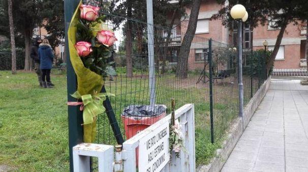 I fiori in via Spalato