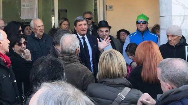 Il comitato per Angelo Zubbani