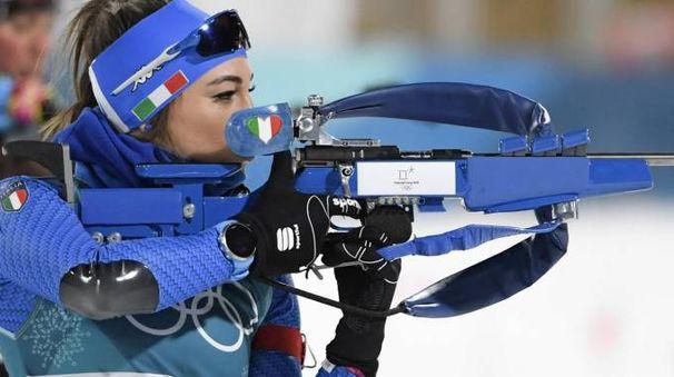 Olimpiadi invernali 2018, Dorothea Wierer (LaPresse)
