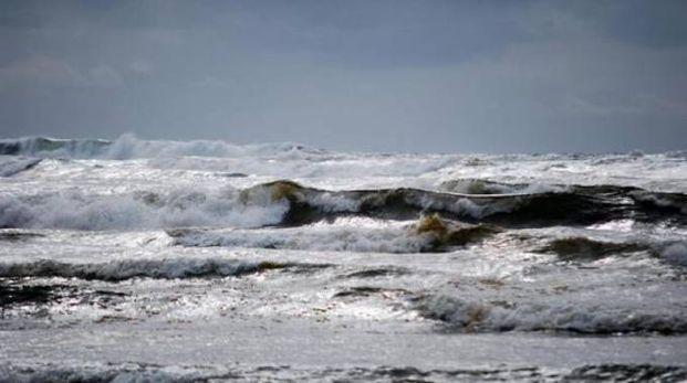 Mare agitato e forte vento. Allerta meteo.