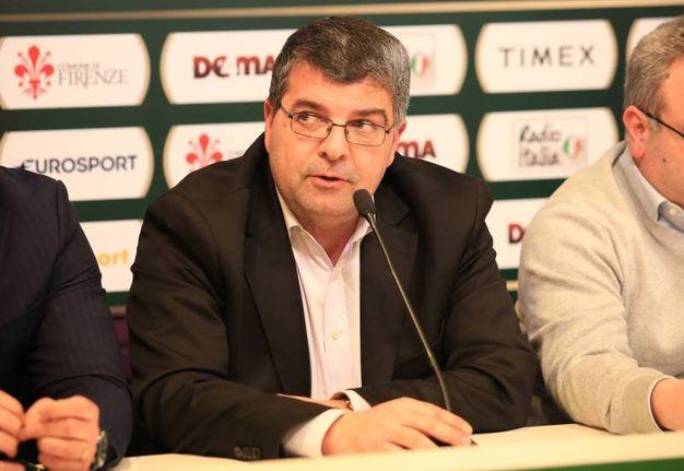 Basket, la presentazione della Final Eight di Coppa Italia a Firenze: Alessandro Ramagli, coach della Segafredo Virtus Bologna (Germogli)
