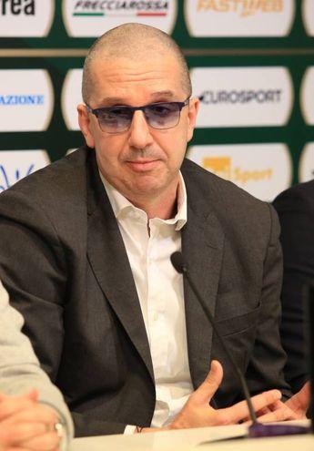 Basket, la presentazione della Final Eight di Coppa Italia a Firenze: Walter De Raffaele, coach della Umana Reyer Venezia (Germogli)