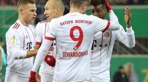 Bayern Monaco (Ansa)