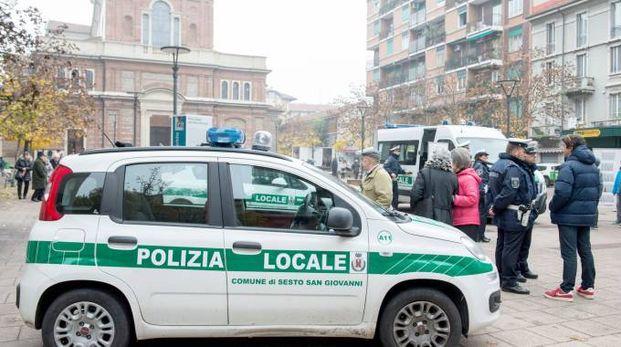 Sempre più attiva la polizia locale di Sesto sul territorio