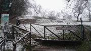 Neve sui collli bolognesi (Foto Facebook/Giuseppe Muux Mucci)