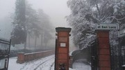 Neve poco sopra Bologna (Foto Facebook/Giuseppe Muux Mucci)