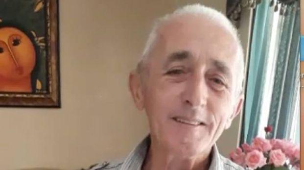 Vittorio Giuzzi aveva 76 anni