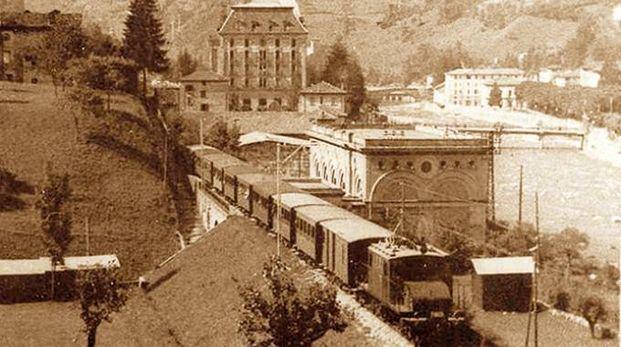 Il treno della Valle Brembana
