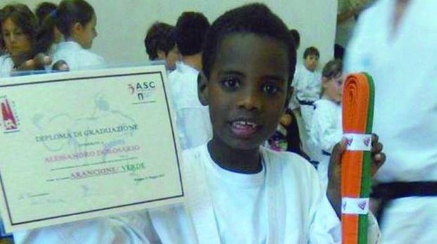 Alessandro Do Rosario, di Capo Verde, aveva nove anni
