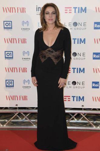 Claudia Gerini (Lapresse)