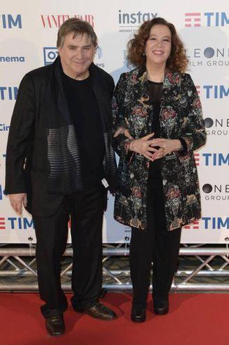 Giovanni Soldati e Stefania Sandrelli (Lapresse)