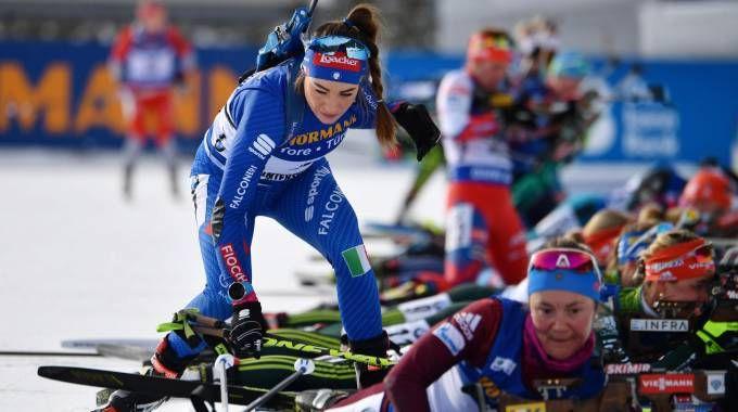 Olimpiadi invernali 2018, Dorothea Wierer
