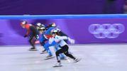 Arianna Fontana oro nei 500 metri short track (Lapresse)