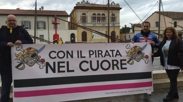 Cesenatico, ricordando Marco Pantani