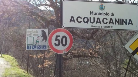 Viaggio ad Acquacanina (Macerata), oggi borgo fantasma