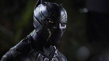La tuta di Black Panther nel film