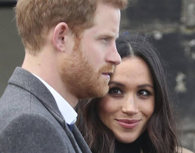 Harry e Meghan Markle, bagno di folla a Edimburgo (Ansa)