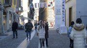 Micam, scarpe tra i palazzi di via Brera