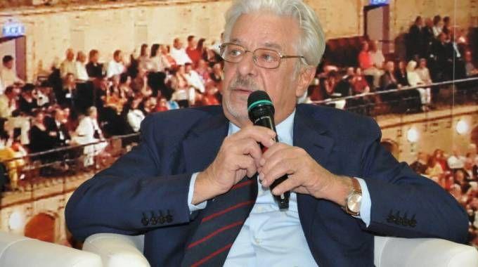 L'attore a Milano