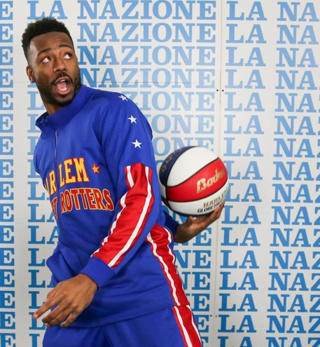 "Harlem Globetrotters alla Nazione:  DeAndre ""Dragon"" Tayler (Germogli)"